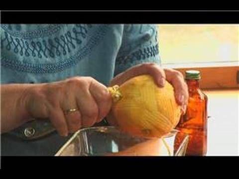 How to Make Grapefruit Oil