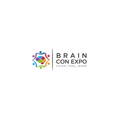 State-of-the-art logo for state-of-the-art nonprofit! Help revolutionize Brain Con Expo 🌟 Design by jesine