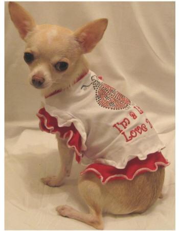 Small Dog Pajamas   Small Dog Dresses