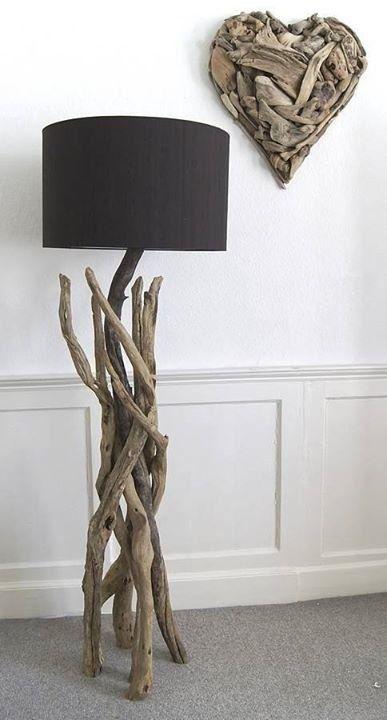 Подборка деревянных идеек из коряг и веток