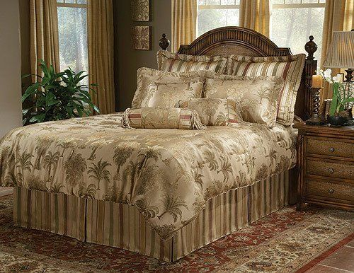 Cal King 11 Pc Set By Southern Textiles By Southern