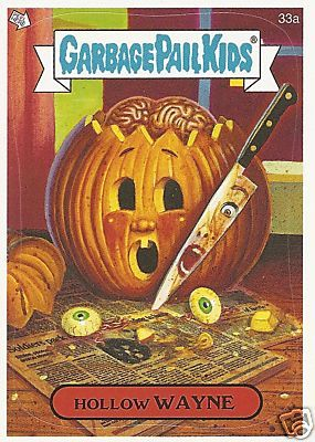 garbage pail kid pictures - Google Search