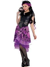 Girls Raven Queen Costume Supreme - Ever After HighI´D LIKE TO BUY BUT I DON´T KNOW WITH...CAN I HELP..