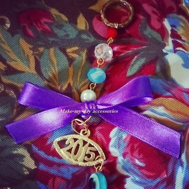 #lucky_charm #make_my_day #accessories #handmade