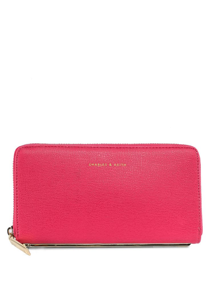 CHARLES & KEITH Basic Wallet 簡約錢包