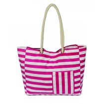 'Stella Faraday' designed this striped tote on the side lines of the London Fashion Week. With eyelet button closures,organic natural cotton handle, magnetic closures and large nickel free eyelets; this is a lovely bag to be carried by the style conscious lady.  http://www.yologear.co.uk/bags-purses-wallets/fashion-tote-bags/stripe-tote.php