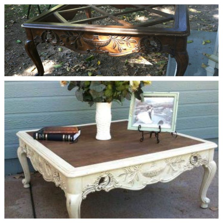 French Outdoor Coffee Table: Best 25+ Glass Table Redo Ideas On Pinterest