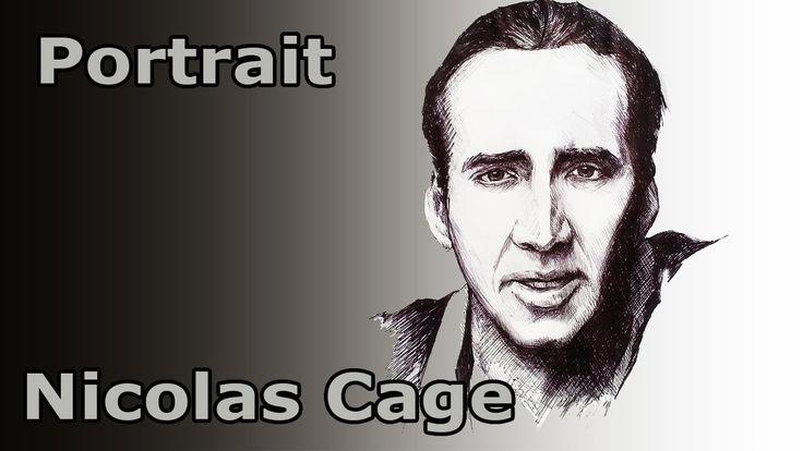 Portrait Nicolas Cage