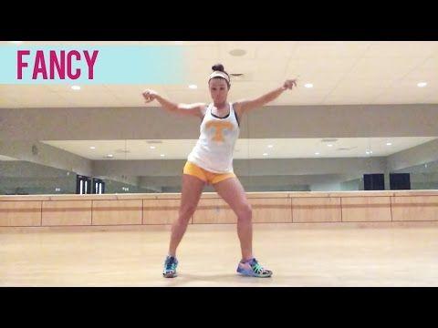 Iggy Azalea - Fancy ft. Charlie XCX (Dance Fitness with Jessica) - YouTube