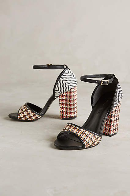Raphaella Booz Wovenscope Pumps - anthropologie.com