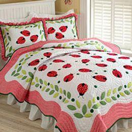 ladybug room ladybug decor ladybug nursery girl bedding cute bedding