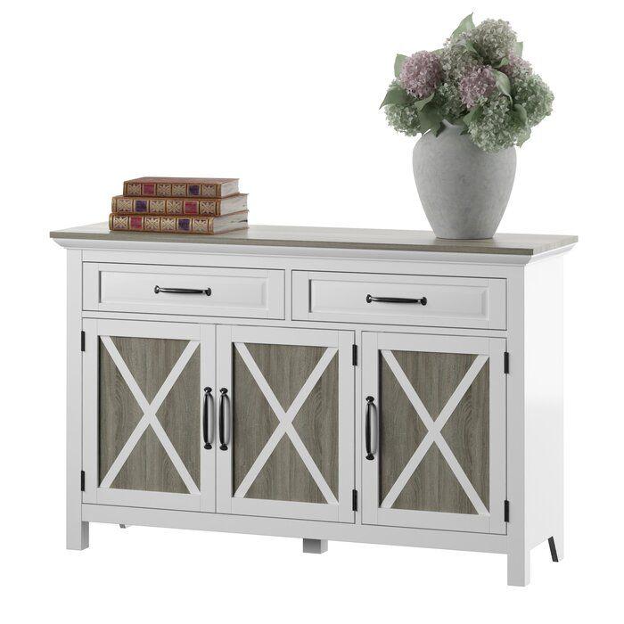 August Grove Haverly Sideboard Wayfair Dining Room Essentials Furniture Interior Furniture
