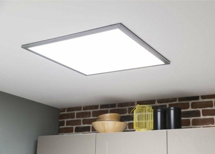 Ici vous allez trouver un classement des top fabricants de dalles LED, beaucoup d'idées en photos, infos sur le prix et la qualité d'éclairage.