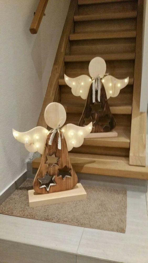 Weihnachtsdekoration Ideen in Madeira #diywood #i…