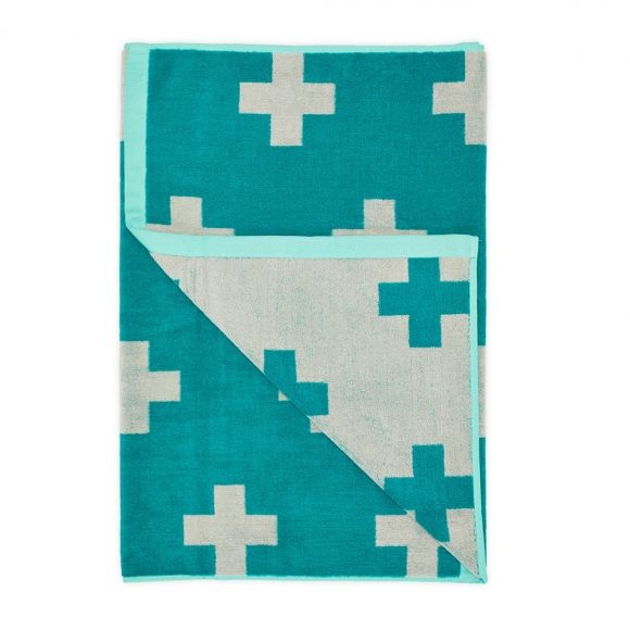 Crosses towel collection (various colours)