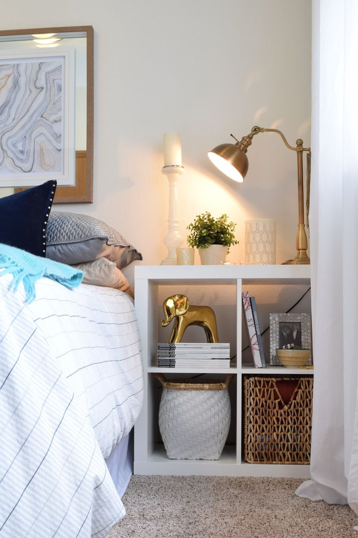 best 25 beige carpet ideas on pinterest carpet colors neutral what a great idea for an easy nightstand and storage randi joe s cookie cutter busting rental restyle
