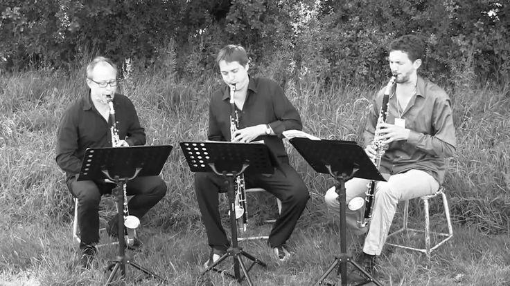 MOZART - Trio KV 439b no.4 -  Adagio et Rondo Allegretto