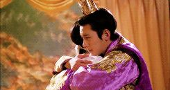 This love that these two share was soo great it made this drama that much more special - Empress Ki