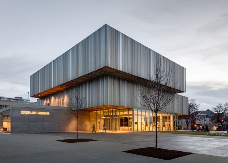 the new 60,000 square foot north pavilion doubles the museum's overall size and provides almost triple the amount of exhibition space.