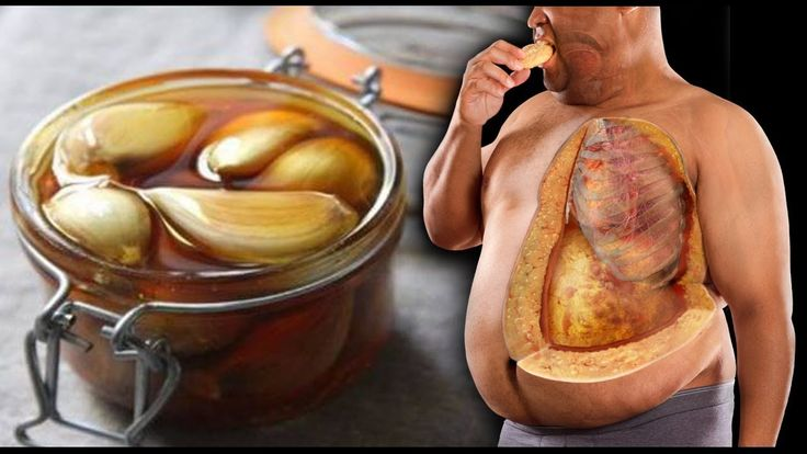 This is What Happens To Your Body If You Eat Garlic and Honey an Empty S...