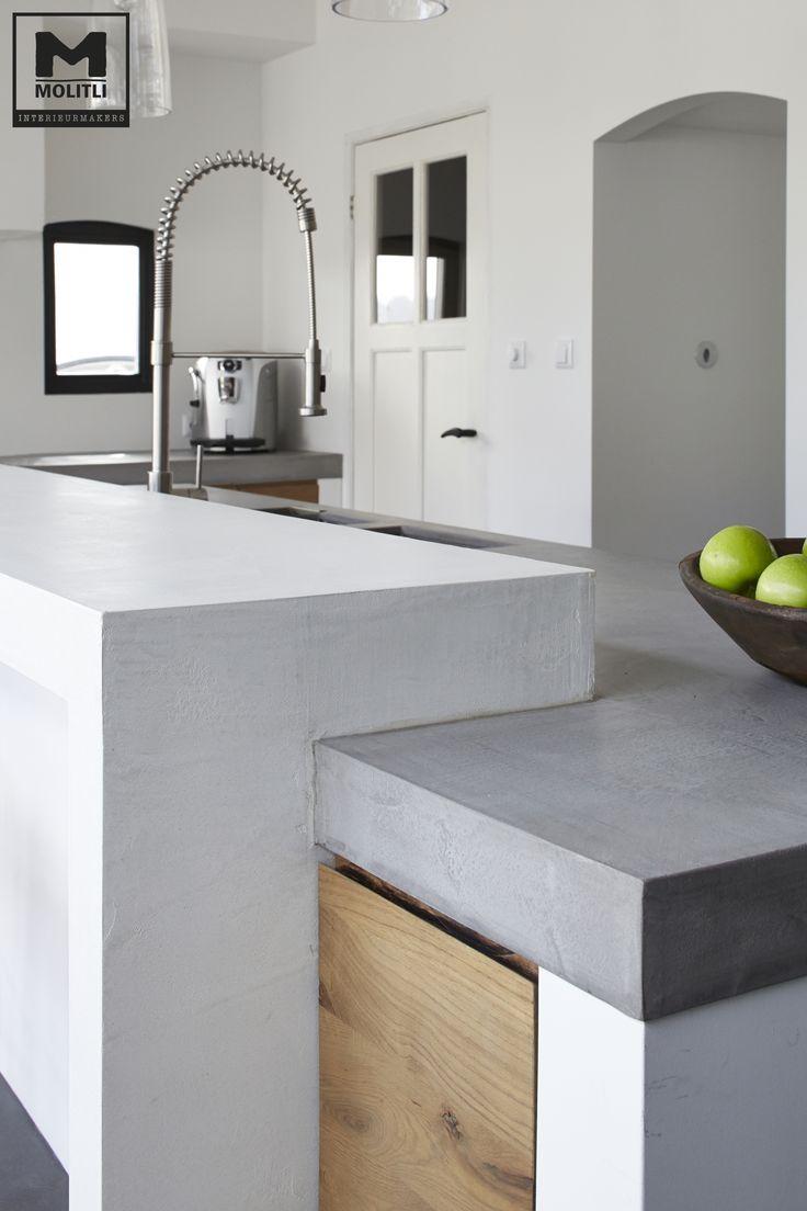 Meer dan 1000 idee n over keuken bars op pinterest buitenkeukenbarren barkrukken en keukens - Kleine keukenkap ...