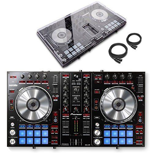 Pioneer DJ DDJ-SR Portable 2 Chanell Controller w/ Decksaver Protective Cover & XLR Cables - Bundle - http://djsoftwarereview.com/most-popular-dj-mixers/pioneer-dj-ddj-sr-portable-2-chanell-controller-w-decksaver-protective-cover-xlr-cables-bundle/ #DJMixer, #DJequipment, #PioneerDJ, #Music Mixer, #DJApp, #DJSoftware, #DJTurntables, #DJLighting