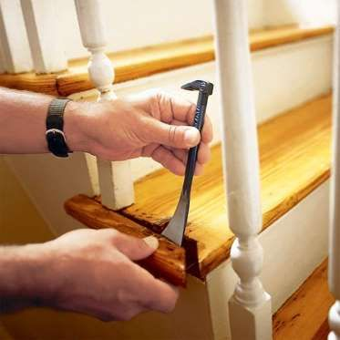 Best 23 Best Images About Wood Stairs On Pinterest Storage 400 x 300