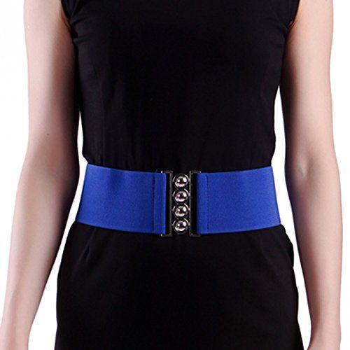 "HDE Women's Fashion Elastic Cinch Belt 3"" Wide Stretch Wa... https://www.amazon.co.uk/dp/B01G28GN8G/ref=cm_sw_r_pi_dp_x_vmuaybRGQM2WY"