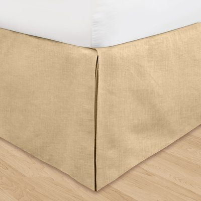 Adjustable Bed Skirt California King