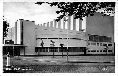 Helsingborgs konsthall Sven Markelius 1932