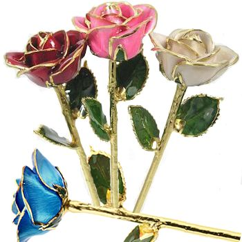 Why Are Gold Dipped Roses Better Than Fresh Flowers?