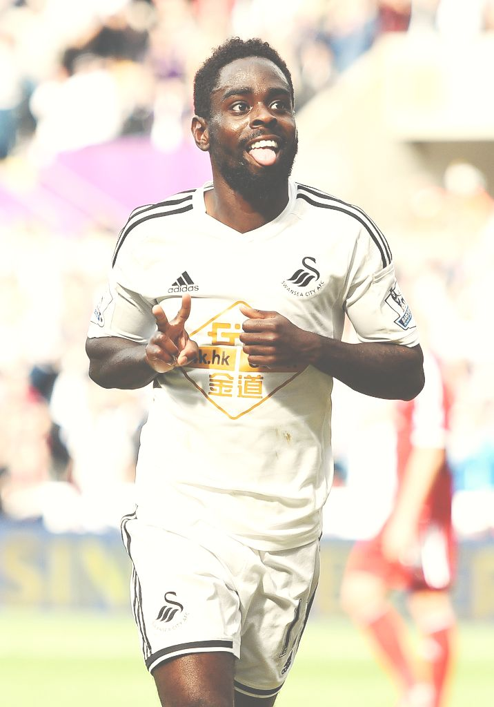 Nathan Dyer, Swansea City #scfc