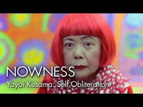 Yayoi Kusama: Self Obliteration - YouTube