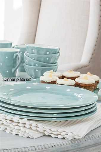 Buy Kitchenware Online - Dinnerware, Servingware, Glassware, Cutlery, Cookware, Bakeware - Tilly Dinner Plate Set
