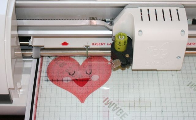 HOW TO: Print and Cut on Avery Clear Decals with the Cricut Imagine