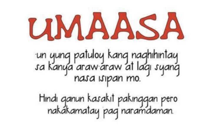 Love Quotes Tagalog Para Sa Single