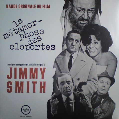 Jimmy Smith - La Métamorphose Des Cloportes (Bande Originale Du Film)