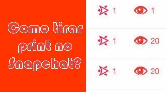 Como tirar print screen da tela do snapchat? #snapchat #comofazer #dicas #internet #app