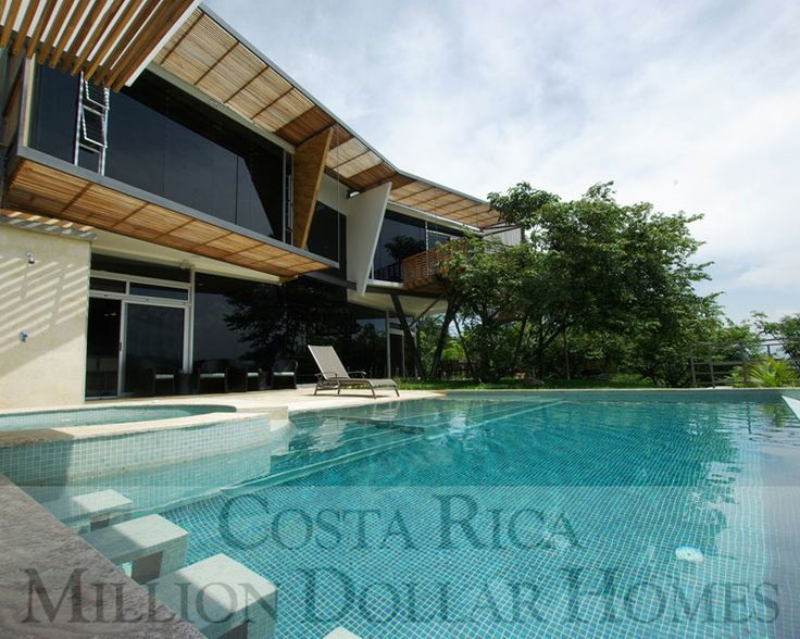 35 best images about contemporary luxury homes in costa for Luxury homes for sale in costa rica