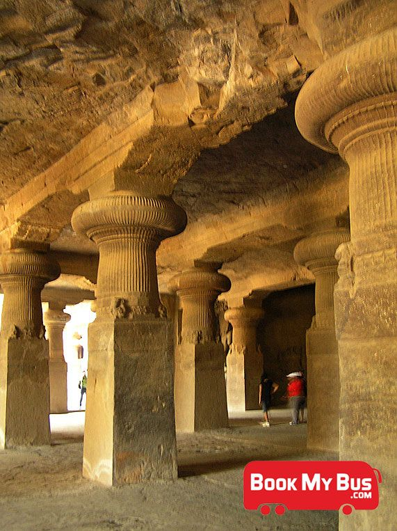 There is something about sculptures that appeals to the adventurer in you, their mystique, architectural beauty and sheer workmanship are enough to spellbind anybody.  Book your tickets to Elephanta Caves, Gharapuri, Maharashtra @ http://www.bookmybus.com/ and lose yourself amongst the rock cut caves of ancient origin.