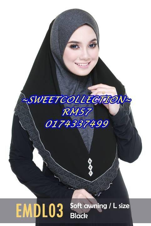 ~SWeetTCOLLeCTION~: TUDUNG MUNIRA BERDAGU L RM57