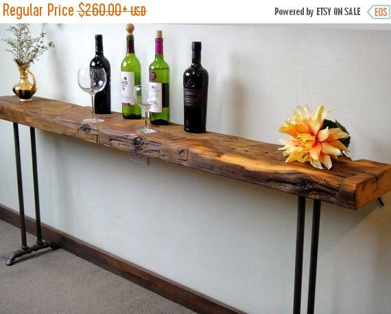 1000 Ideas About Narrow Console Table On Pinterest