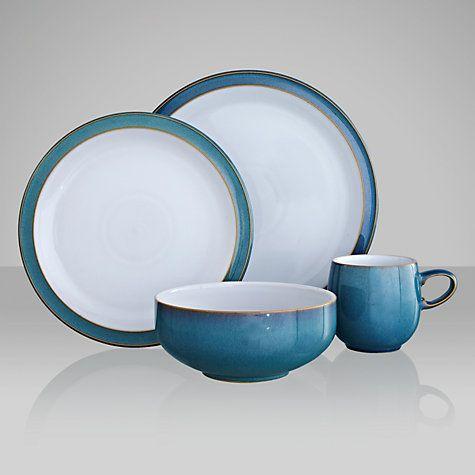 Buy Denby Azure Tableware Online at johnlewis.com