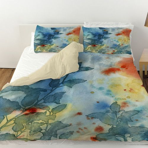 Found it at Wayfair - Color Play 1 Duvet Cover