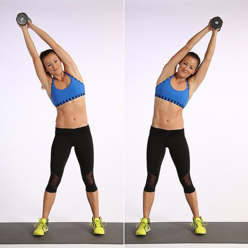 25 ways to tone your abs without crunches!