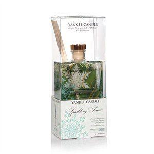 Reeds Signature-Sp.Snow  En doft av frisk, naturlig doft av gnistrande, snötäckta granar.