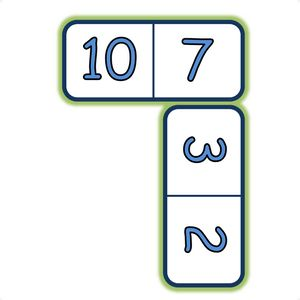 dominos compléments à 10