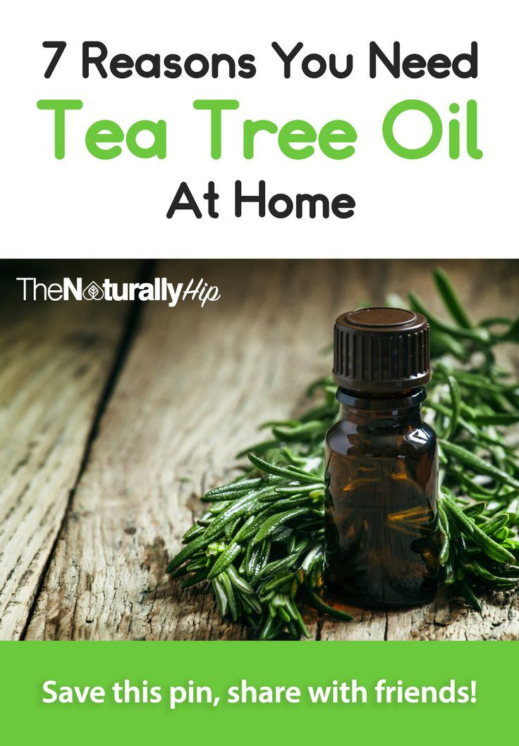 7 Reasons You Need Tea Tree Oil at Home | I had no idea it could be used for so many things around the house... LOVE THIS!