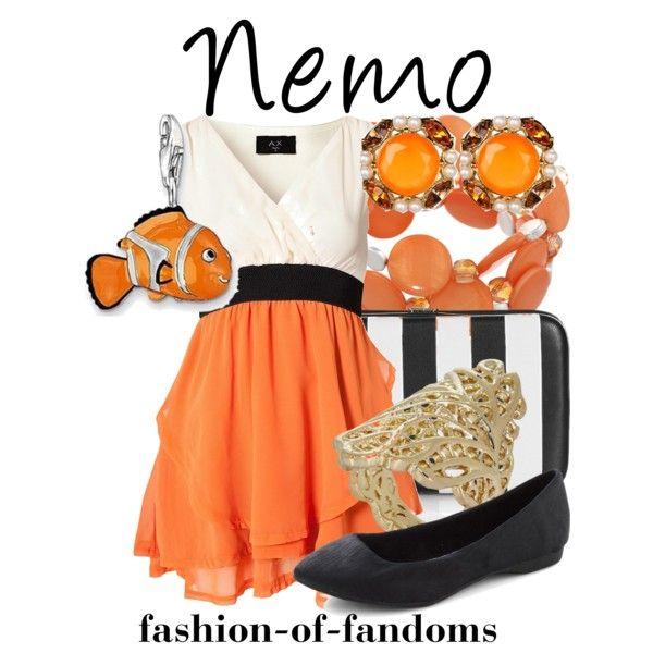 """""""Nemo"""" by fofandoms on Polyvore"""