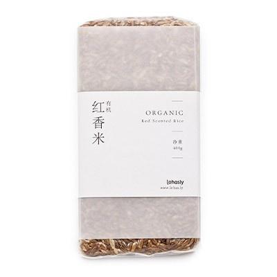 有机红香米 Red Scented Rice   乐活良品 Lohasus $2.5